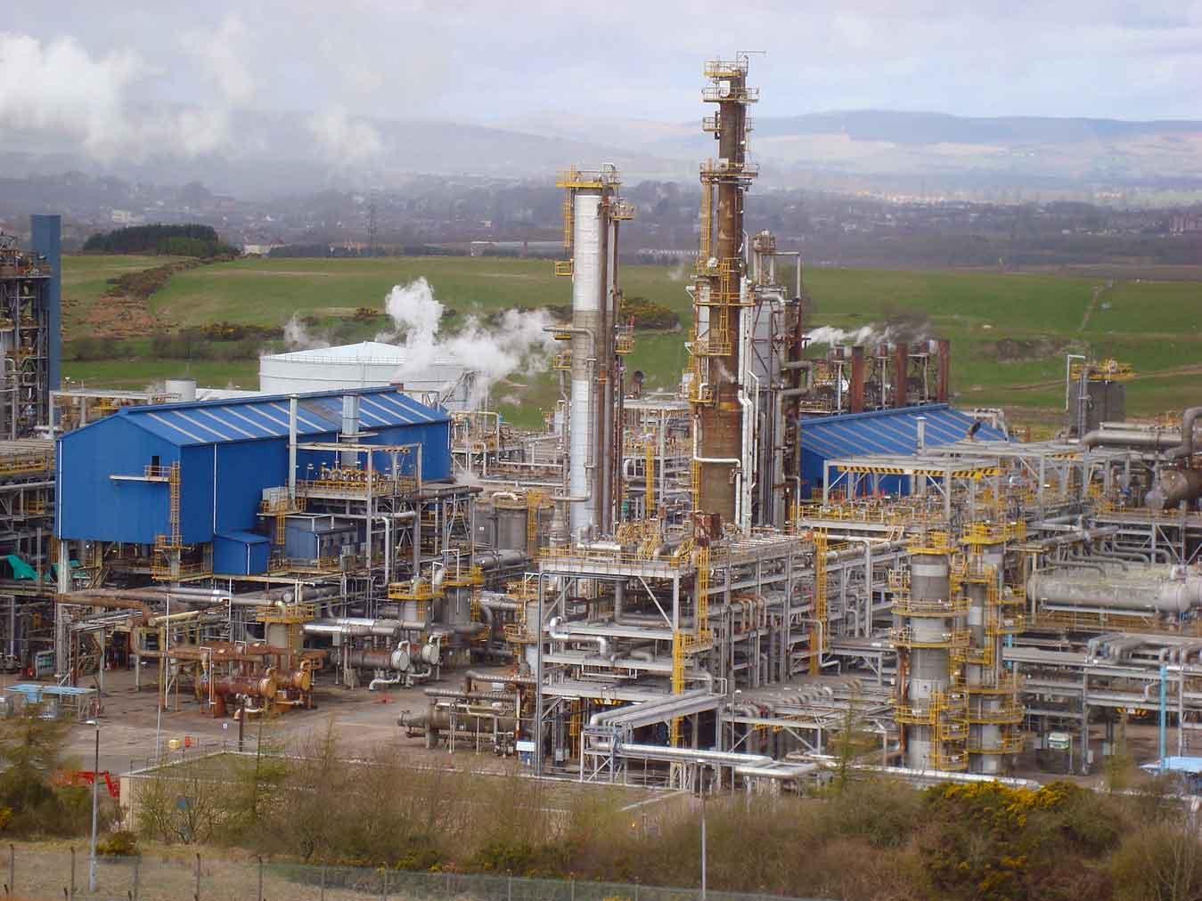 petrochemical-plant